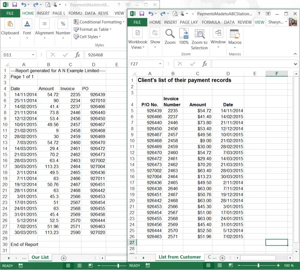 Spreadsheet Compare Office 365 Spreadshee