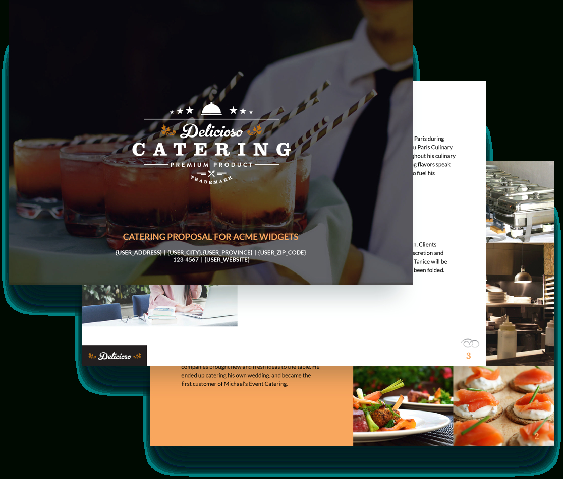 Spreadsheet For Catering Business Regarding Catering