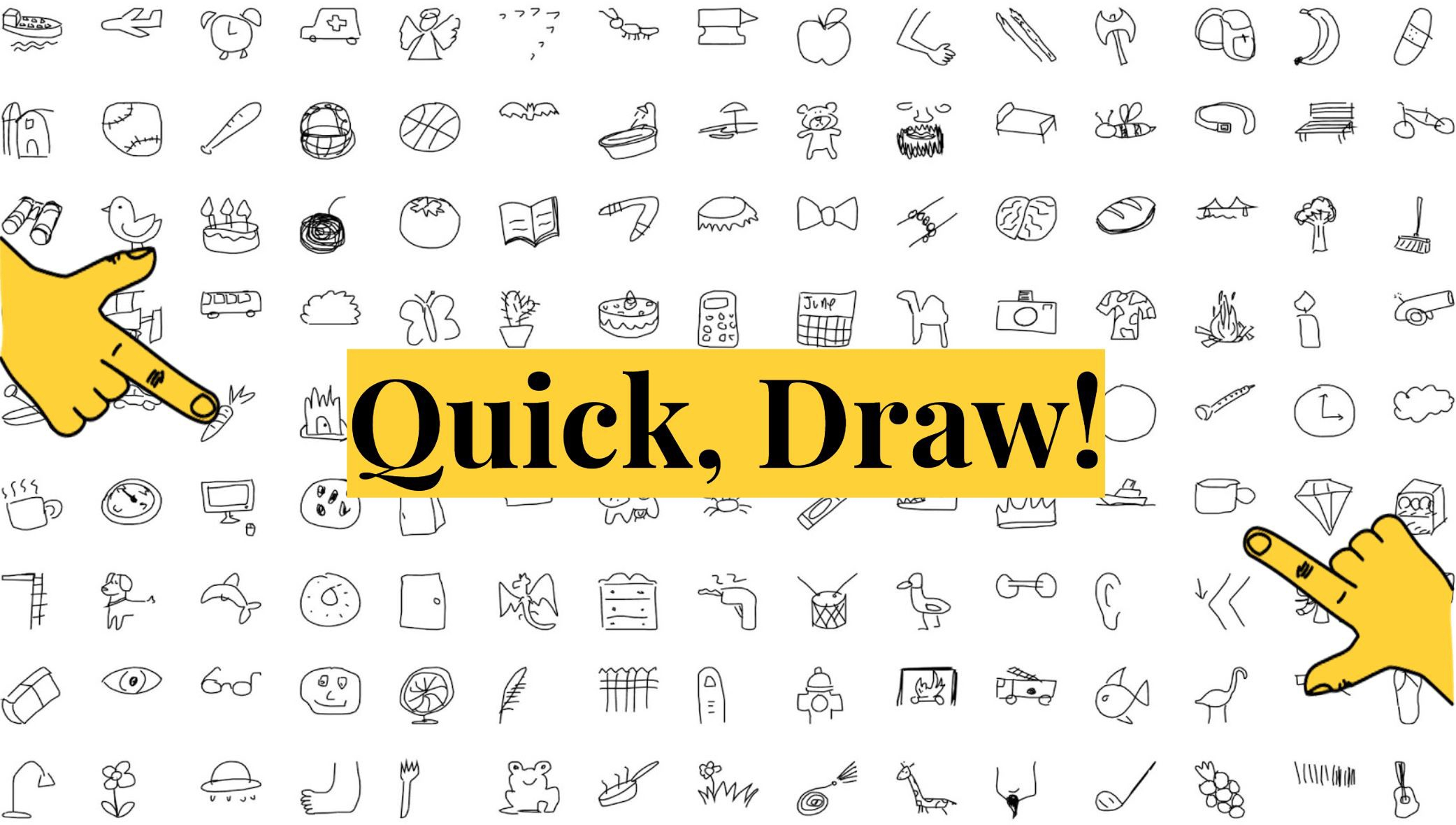 Spreadsheet Quick Draw In Doodling With Deep Learning