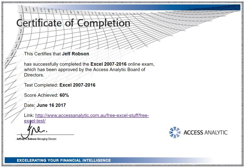 Spreadsheet Test For Interview Regarding Free Excel Test