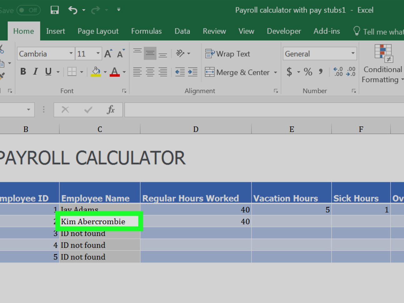 Spreadsheet To Calculate Hours Worked Regarding How To