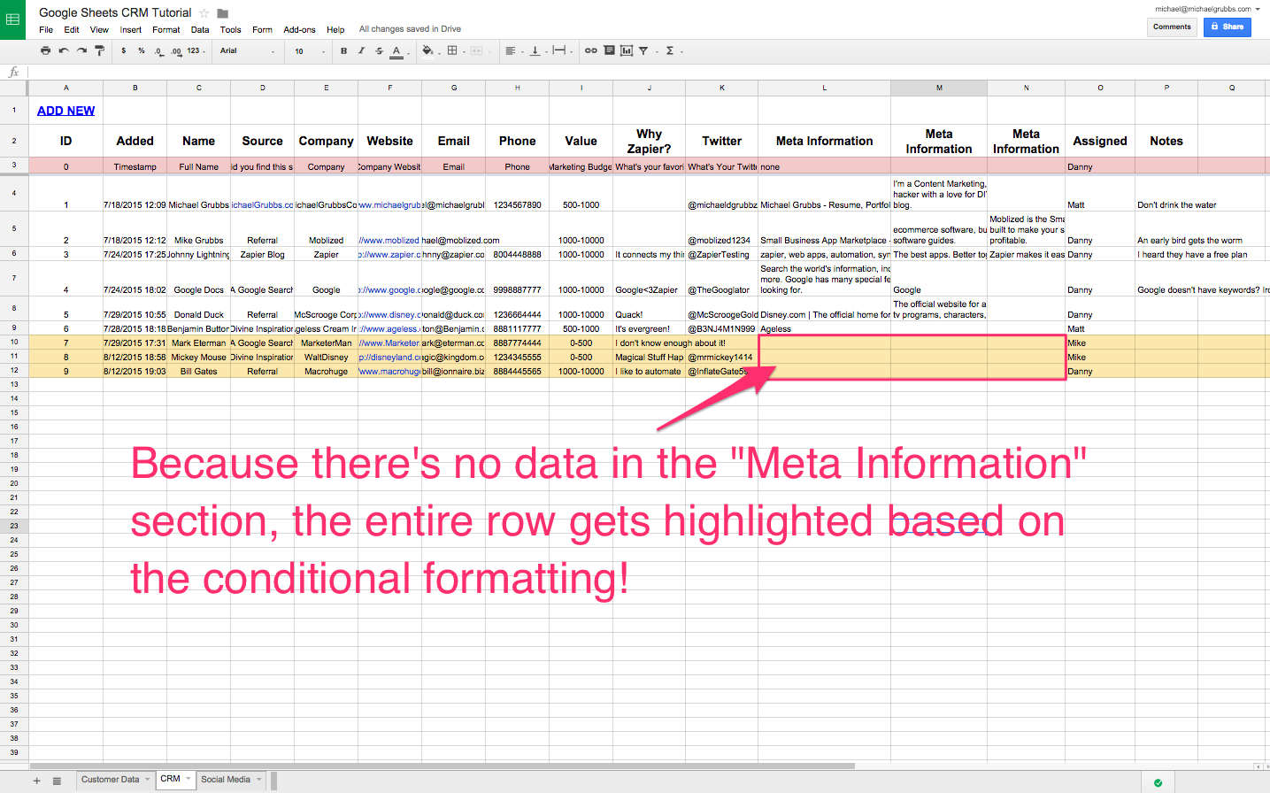 Spreadsheet Worksheet With Spreadsheet Crm How To Create