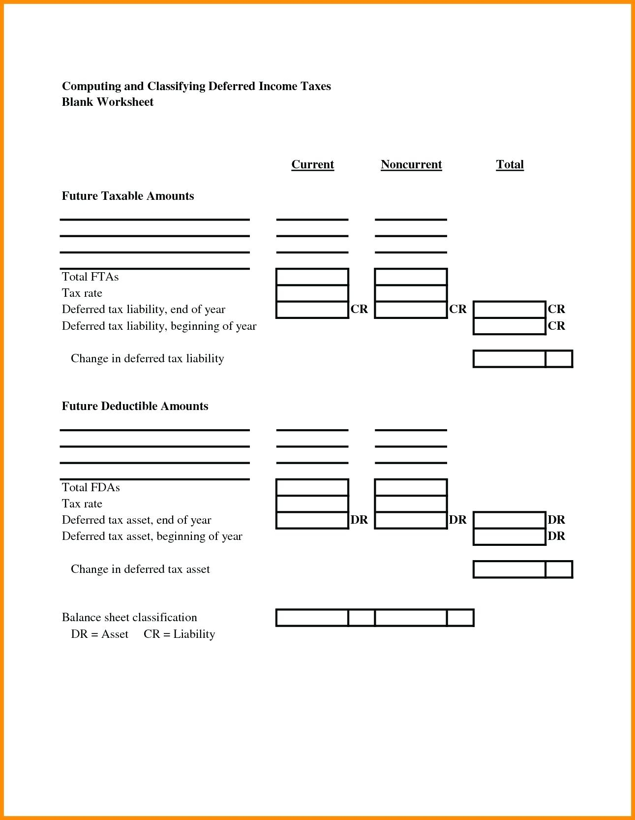 Tax Deduction Spreadsheet Spreadsheet Downloa Tax