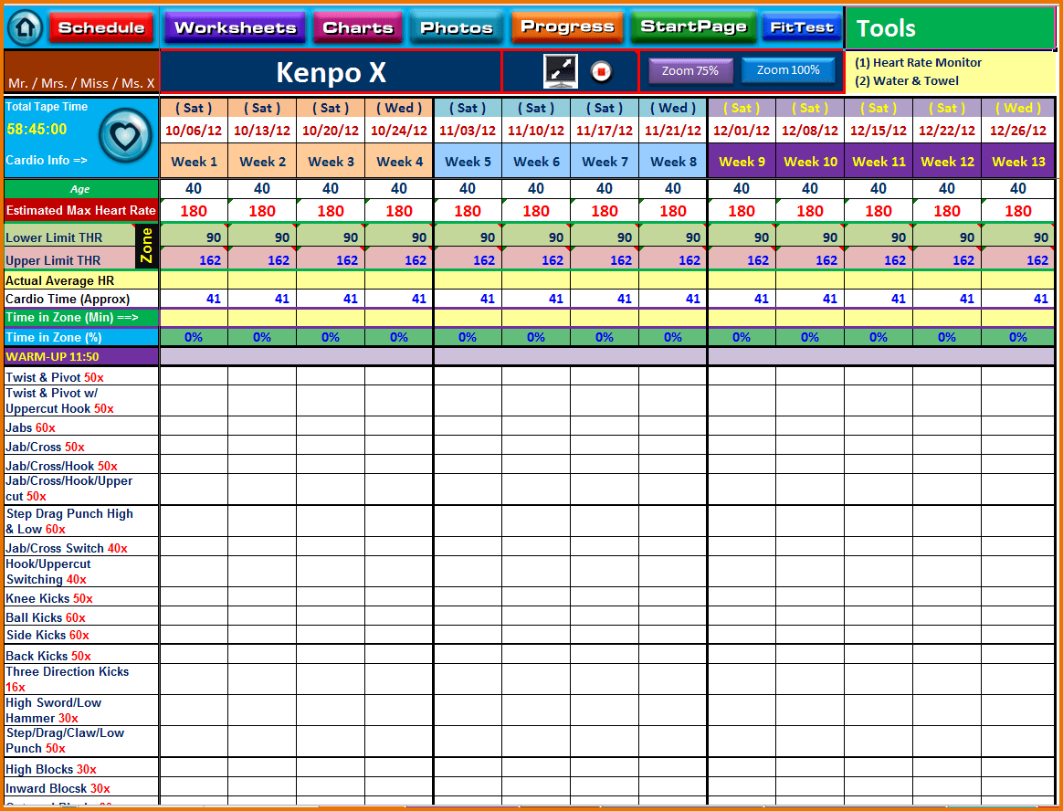 Teach Yourself Excel Spreadsheets Intended For Learning