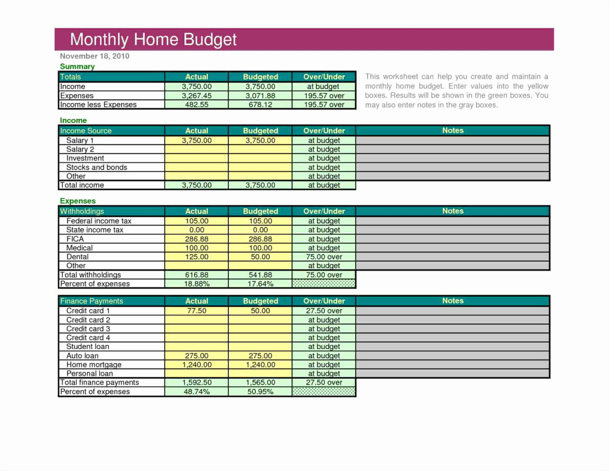 Travel Baseball Team Budget Spreadsheet Spreadshee Travel Baseball Team Budget Spreadsheet