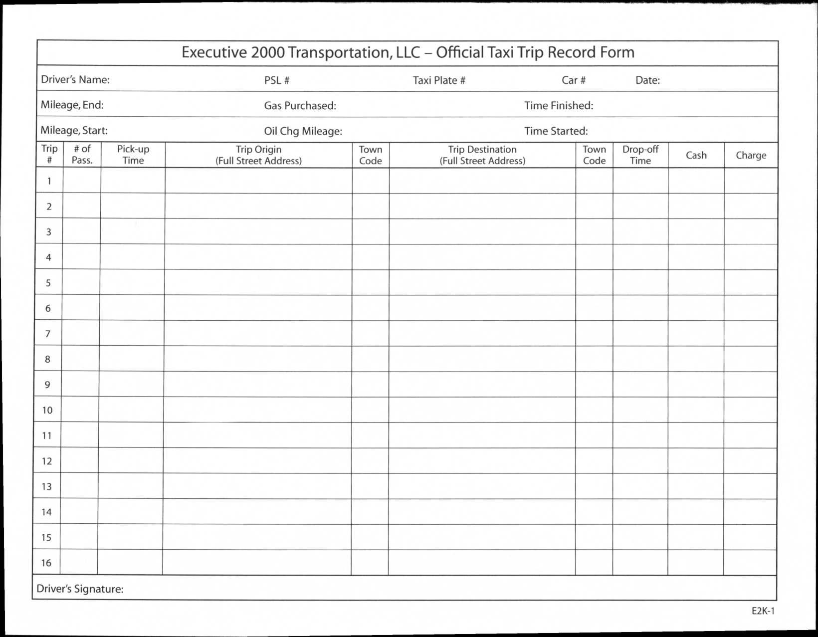 Trucking Mileage Spreadsheet Spreadshee Trucking