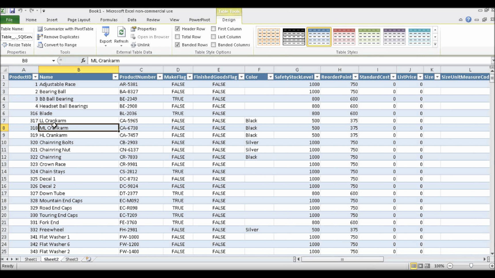 Update Excel Spreadsheet From Access Database Spreadshee Populate Excel Spreadsheet From