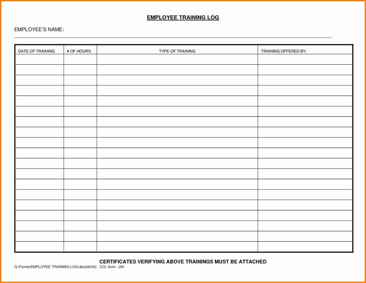 Spreadsheet Template Page 340 Pto Tracking Spreadsheet