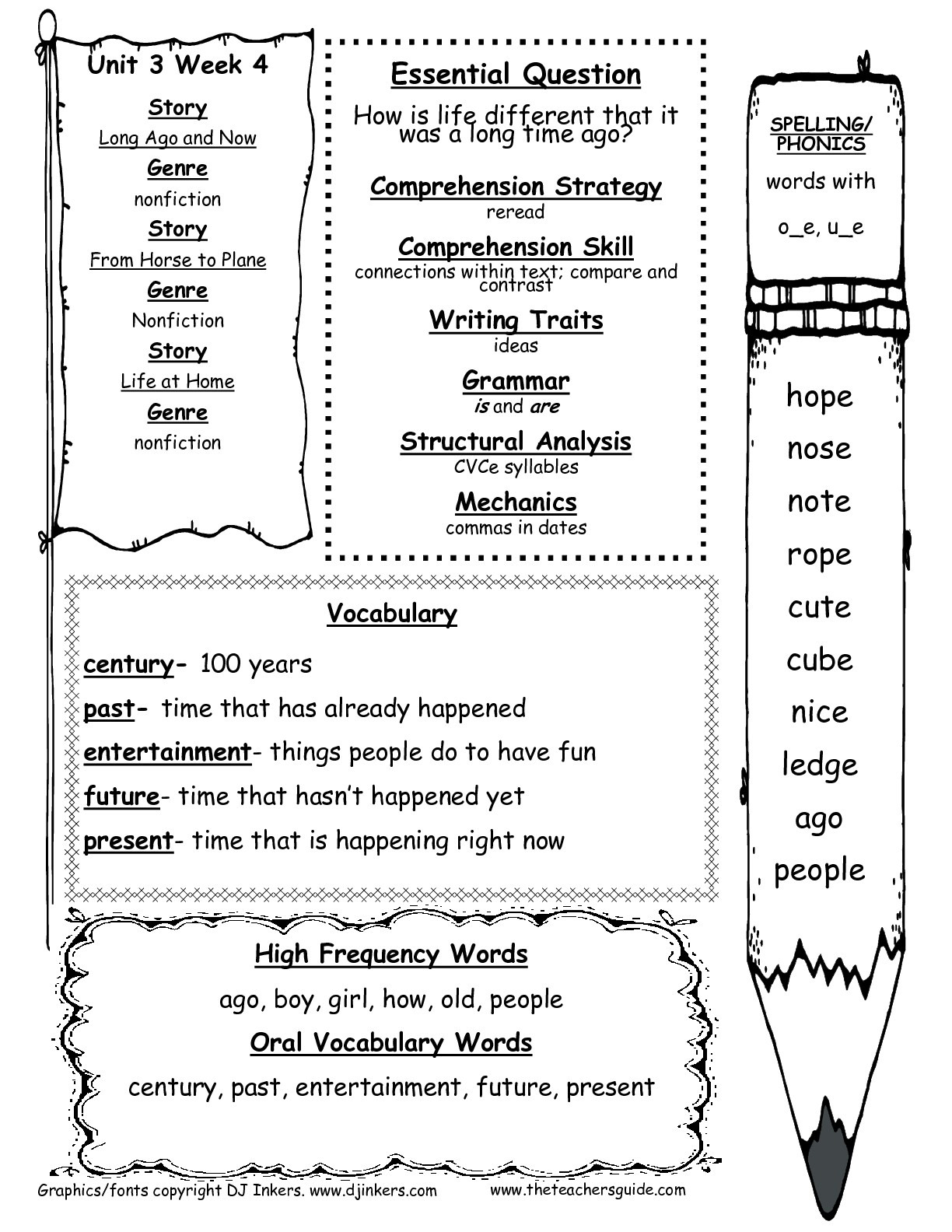 1st Grade Reading Worksheets For Free Download Math