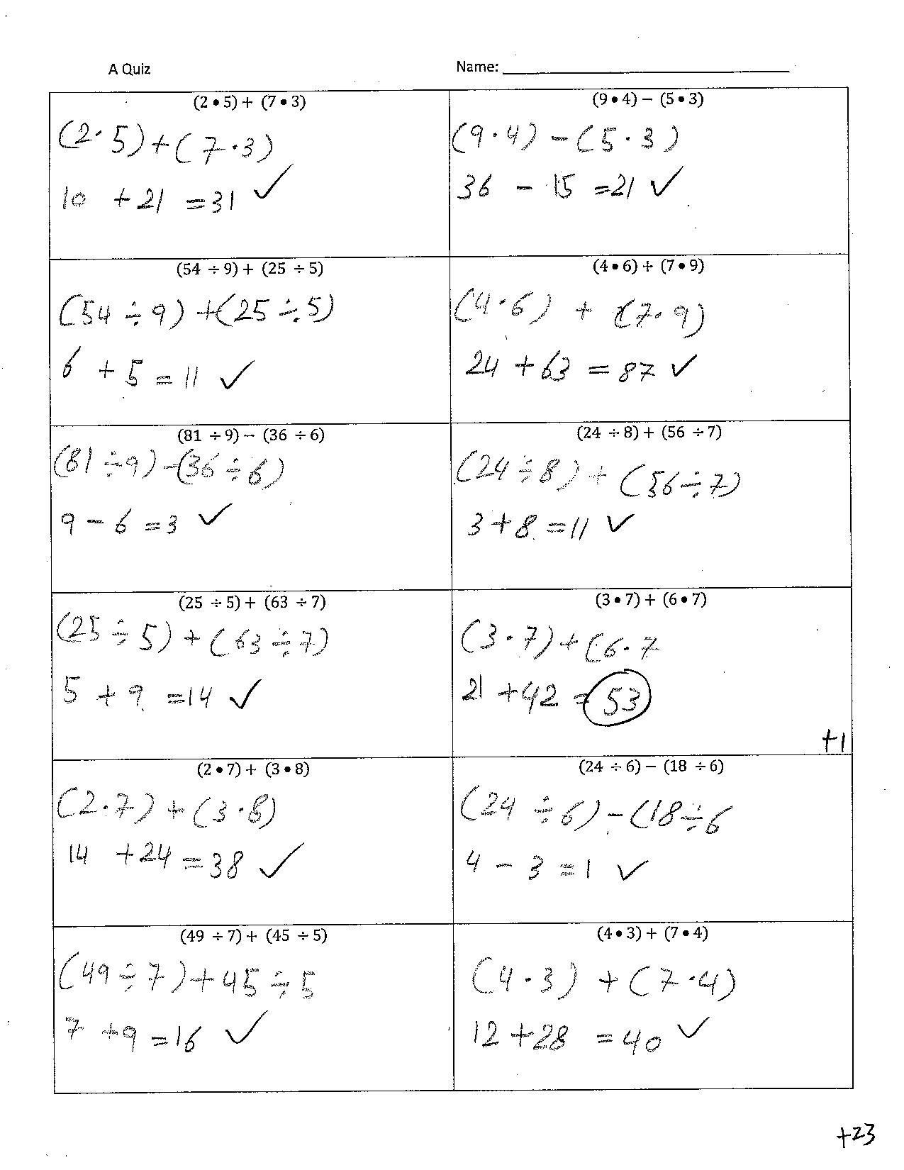 2 Get The Message Math Worksheet Antihrap Com 7th Grade