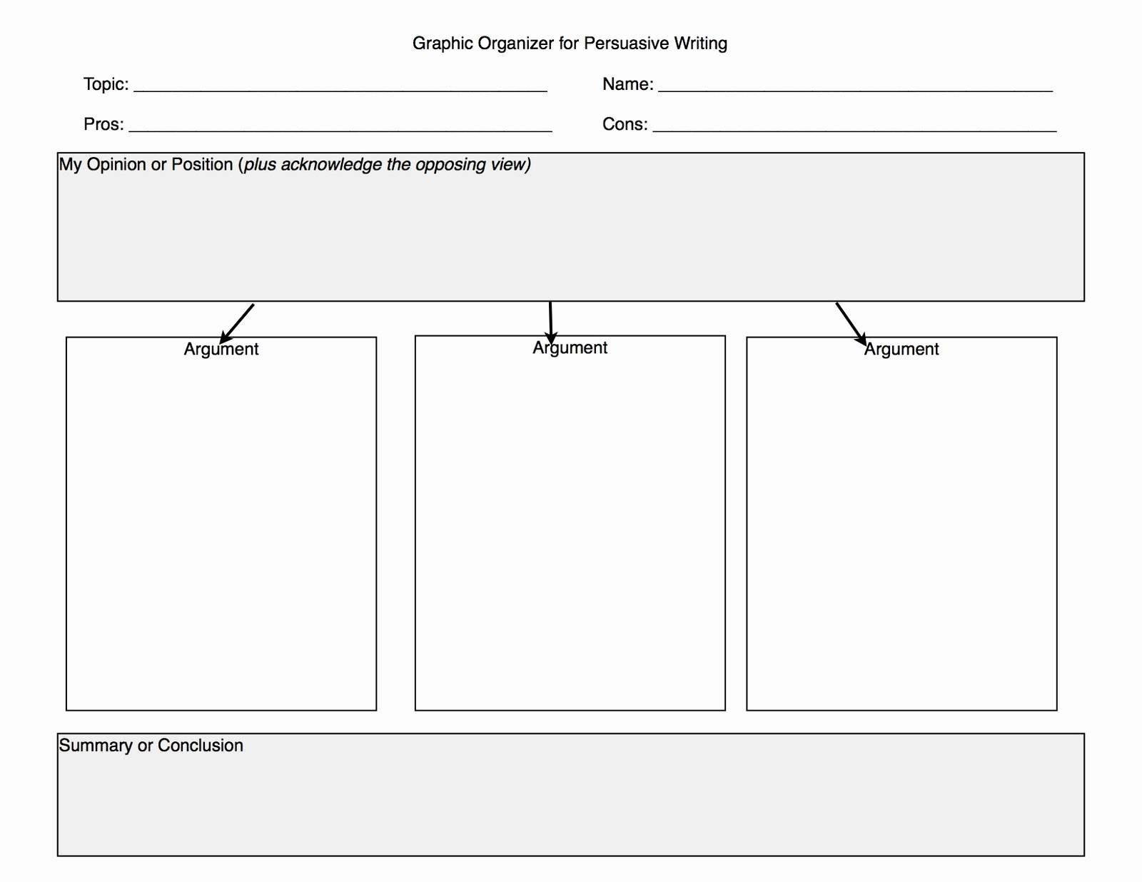 5 Paragraph Essay Outline Printable Worksheets Sample Tete