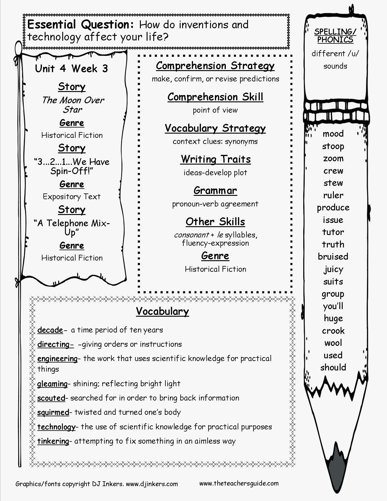 63 Unique Of Typical Author S Purpose Worksheets 4th Grade
