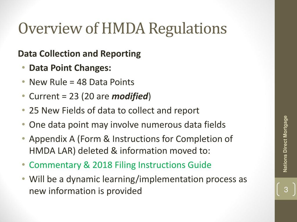 Hmda Data Collection Worksheet