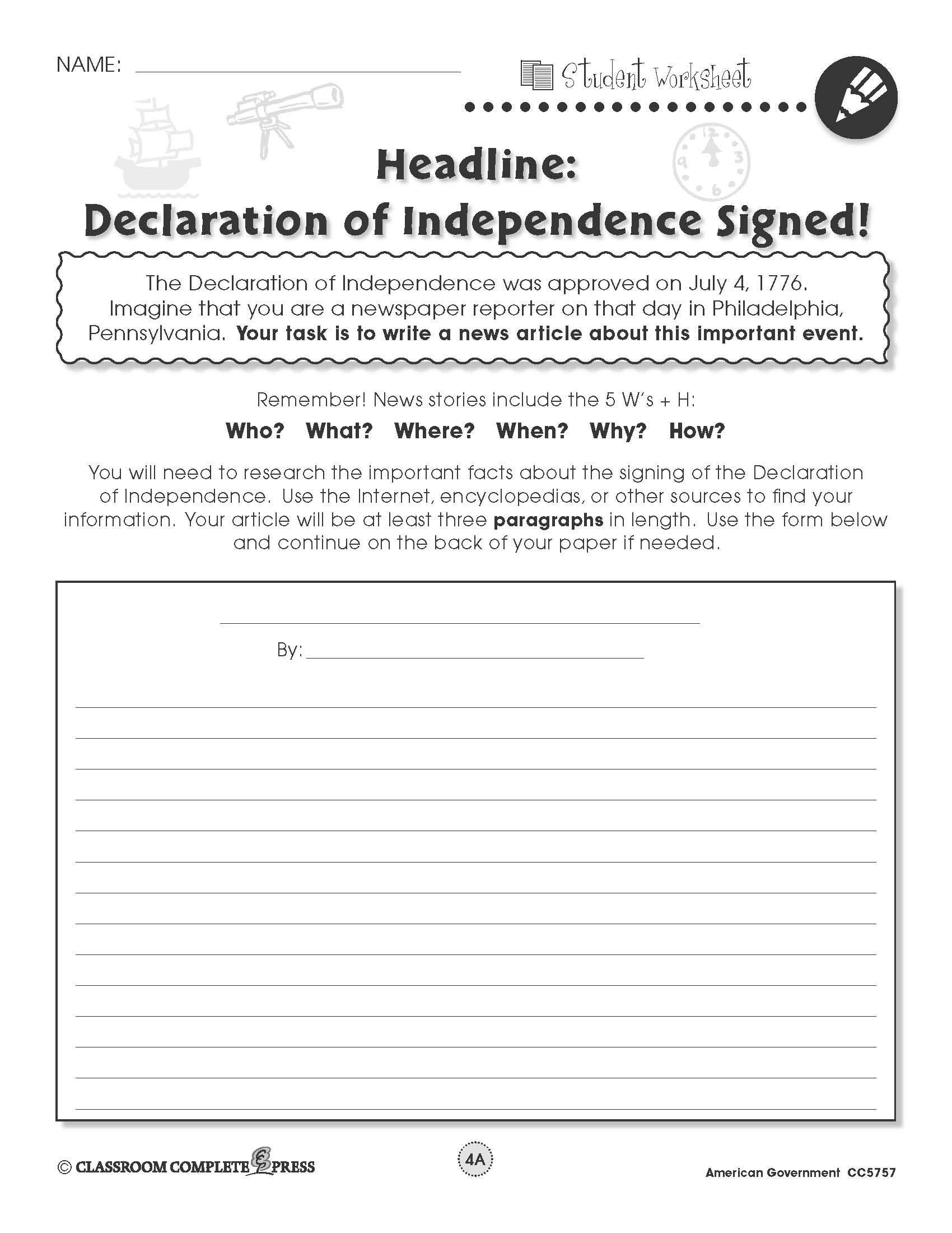 Congress In A Flash Worksheet Answers Key Icivics