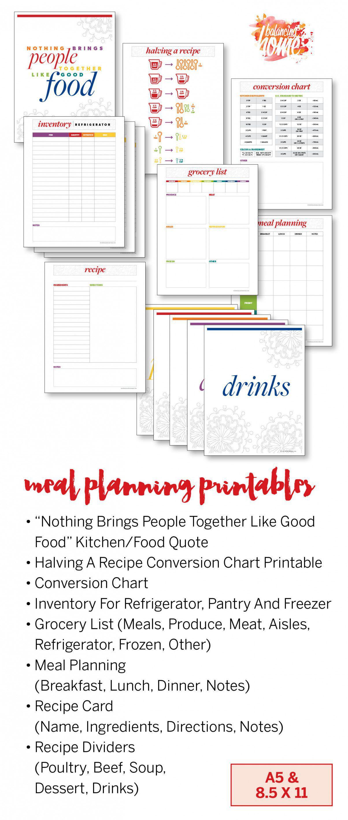 Free Printable Home Organization Worksheets Worksheet