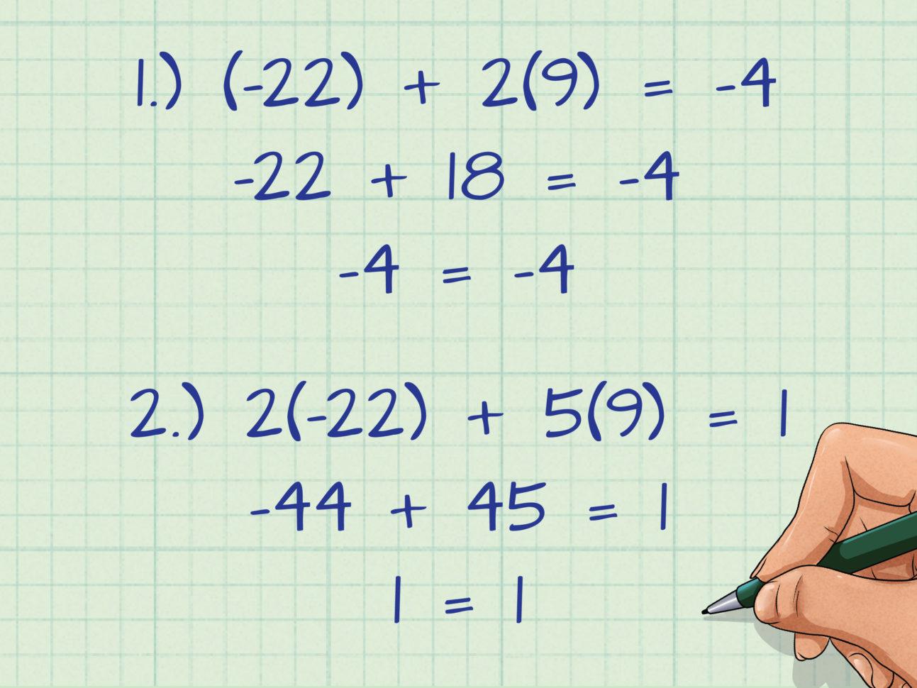 Solving Quadratic Equations Using Different Methods