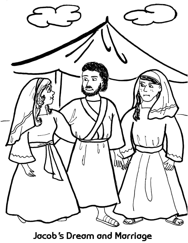 Isaac And Rebekah Worksheets