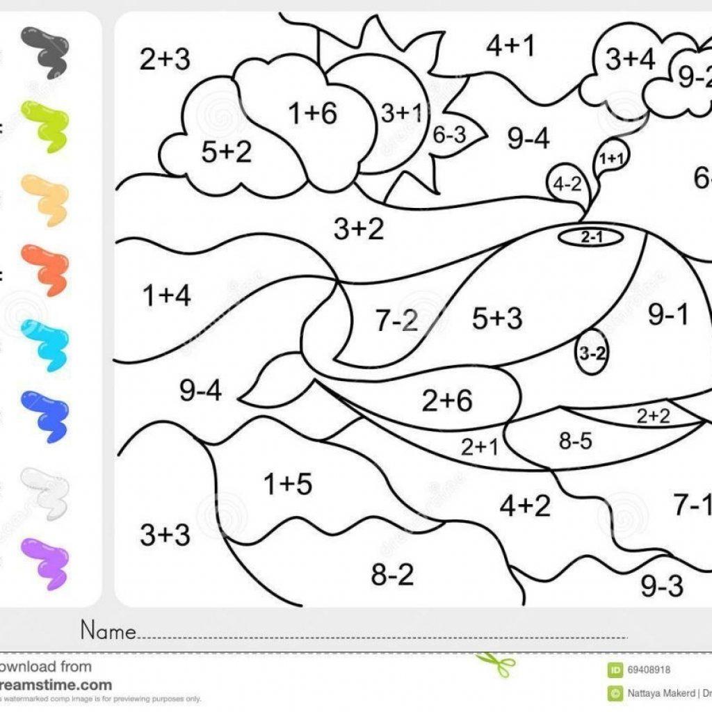 Kids Worksheet Mental Math Test Year Worksheets Fun