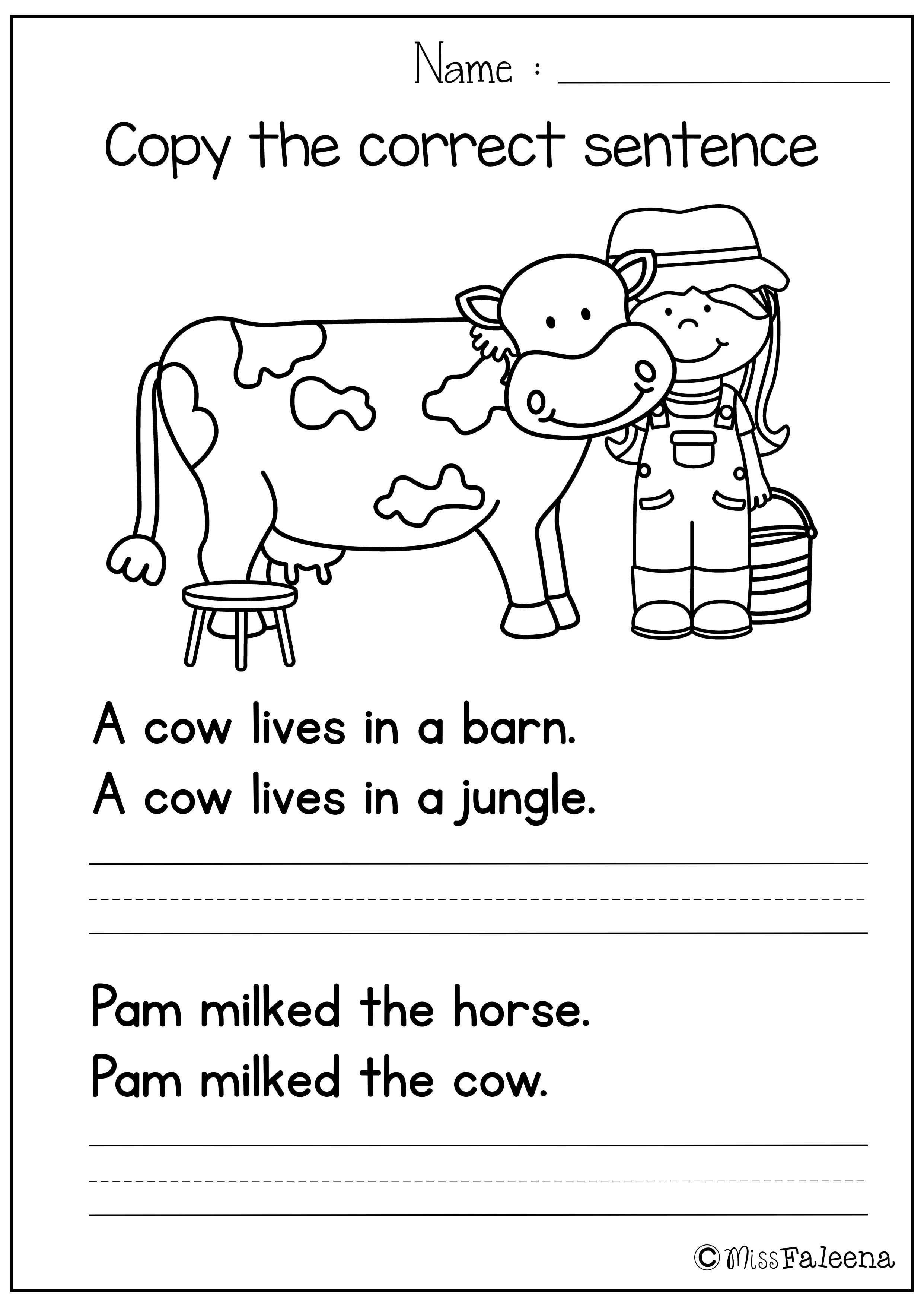 Kindergarten Printable Bar Graph Worksheets Fun Math Games