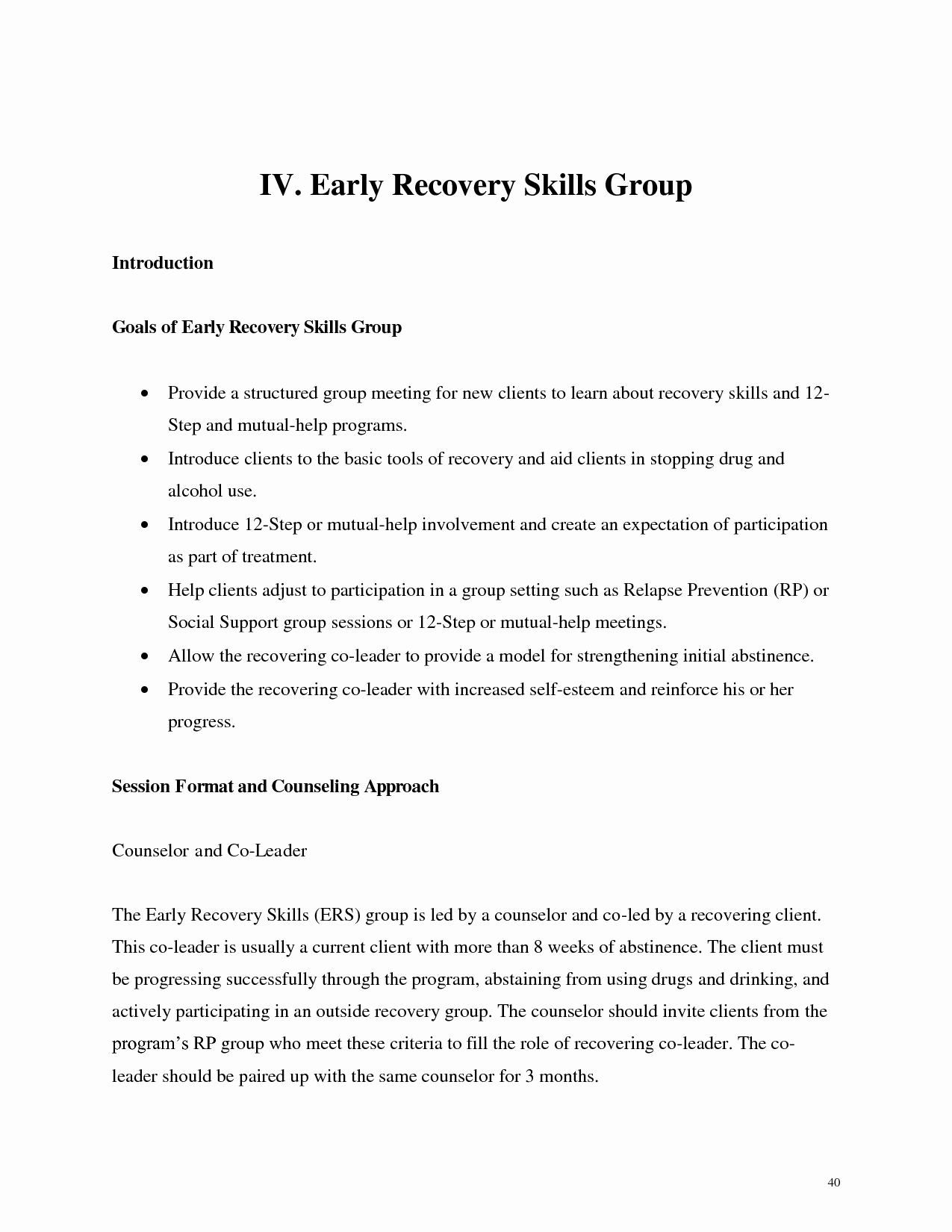 Life Skills Worksheets For Recovering Addicts Lovely 16