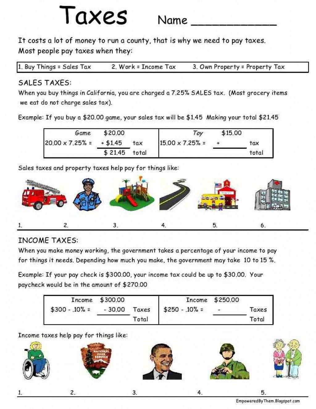 Math Worksheets Life Skills Basic Stupendous Printable Ags
