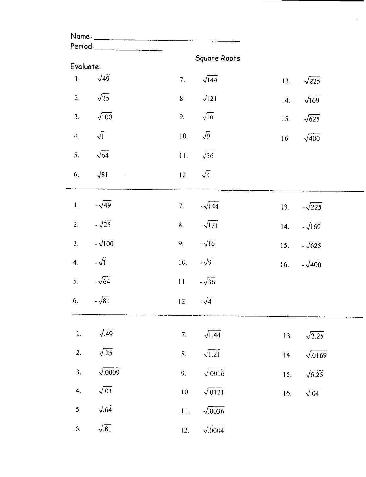 Mean Median Mode Range Worksheets Worksheet Idea
