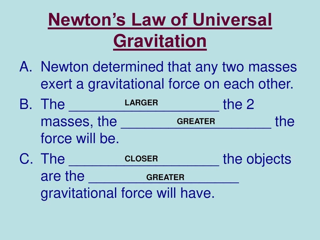 Newton039s Second Law Of Motion Problems Worksheet Answers