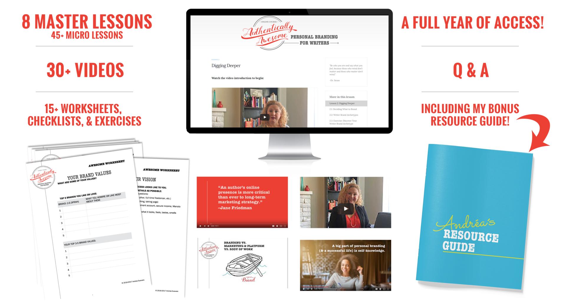 Personal Branding Worksheet