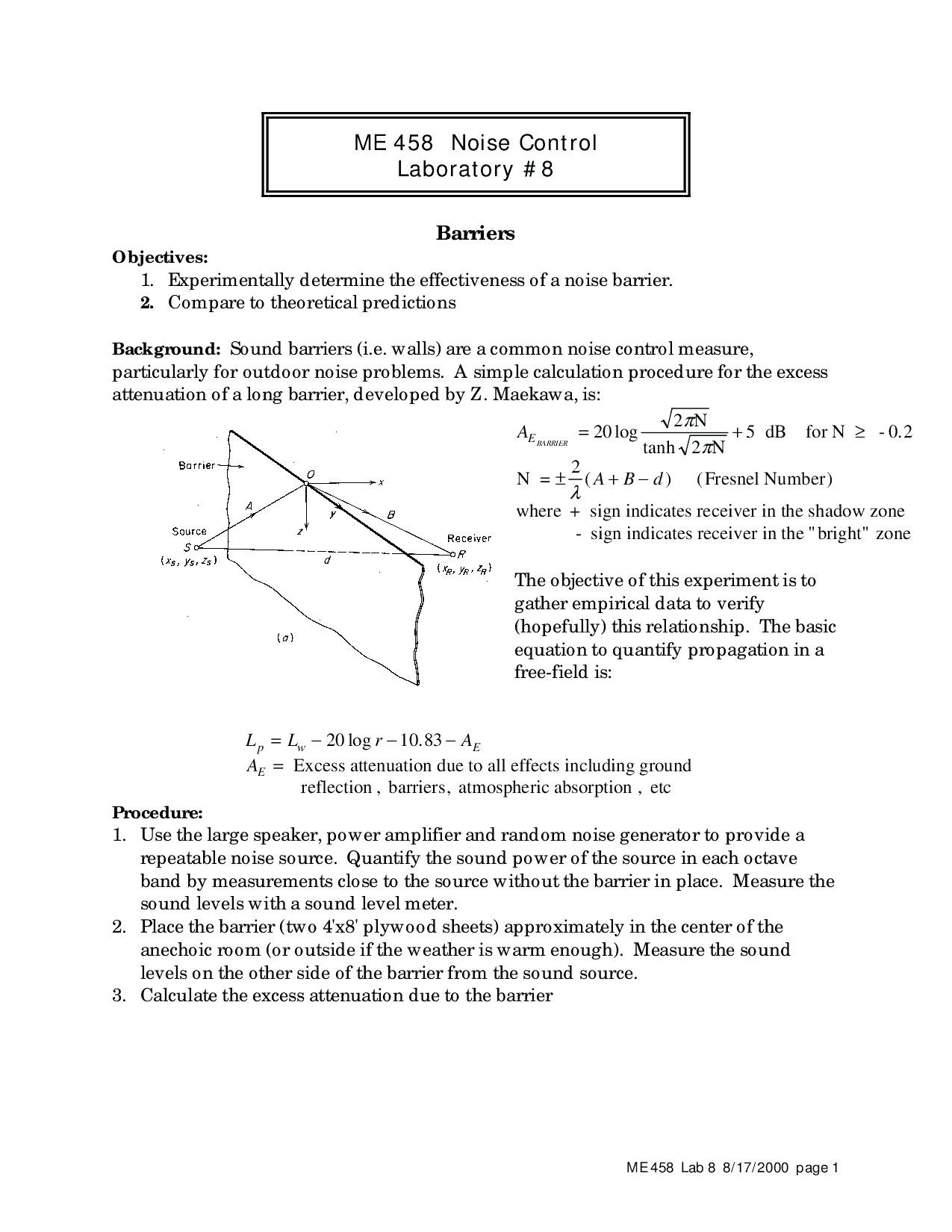 Science Mass Worksheets