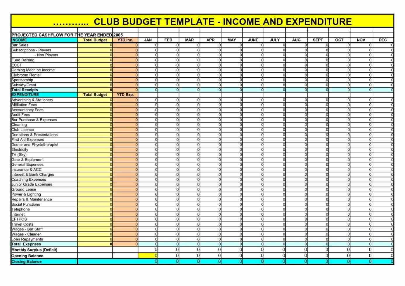 Self Employment Income Expense Tracking Worksheet And