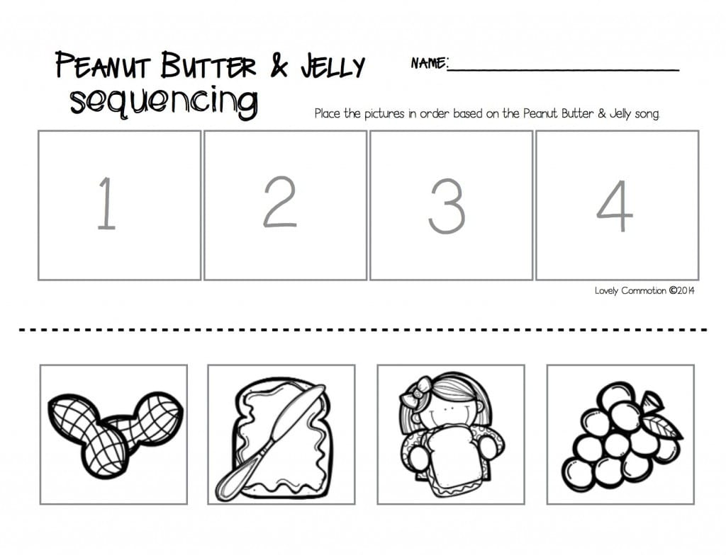 Sequencing Worksheets For Kindergarten Soccerphysicsonline