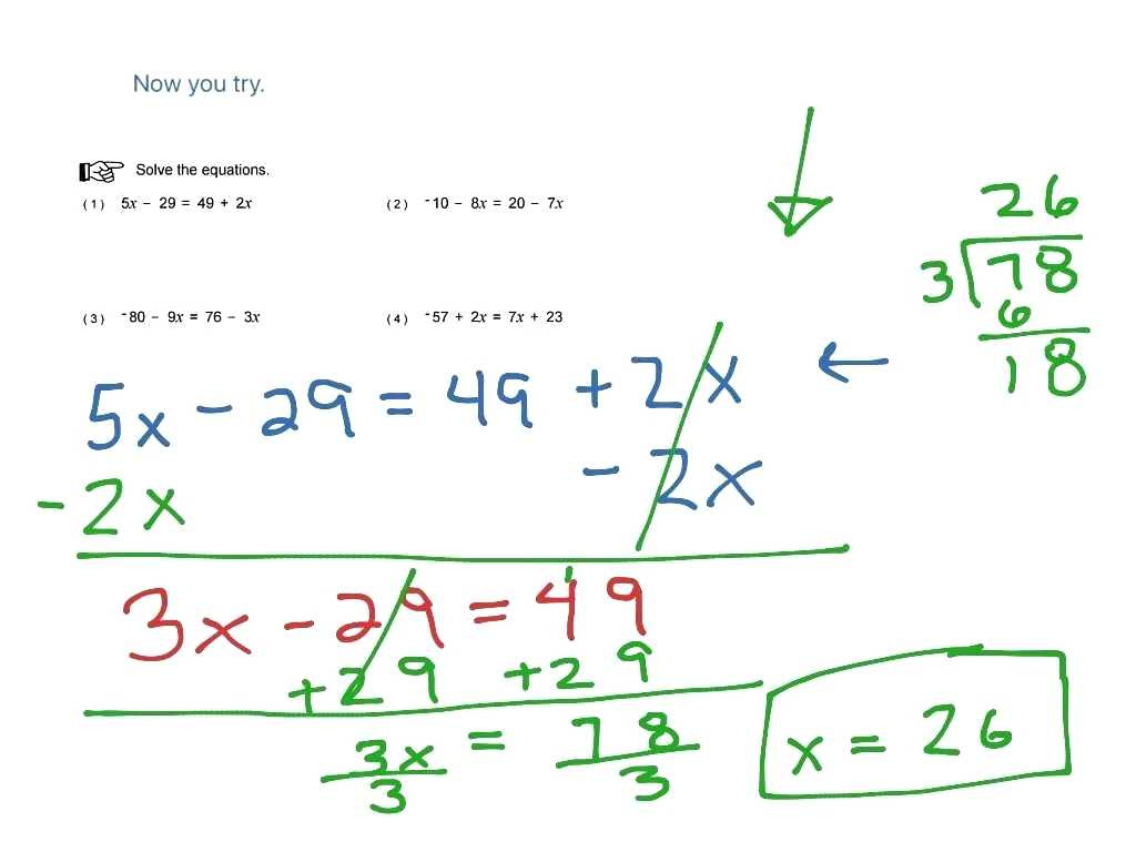 Solving For Variables Worksheet Course 3 Chapter 2