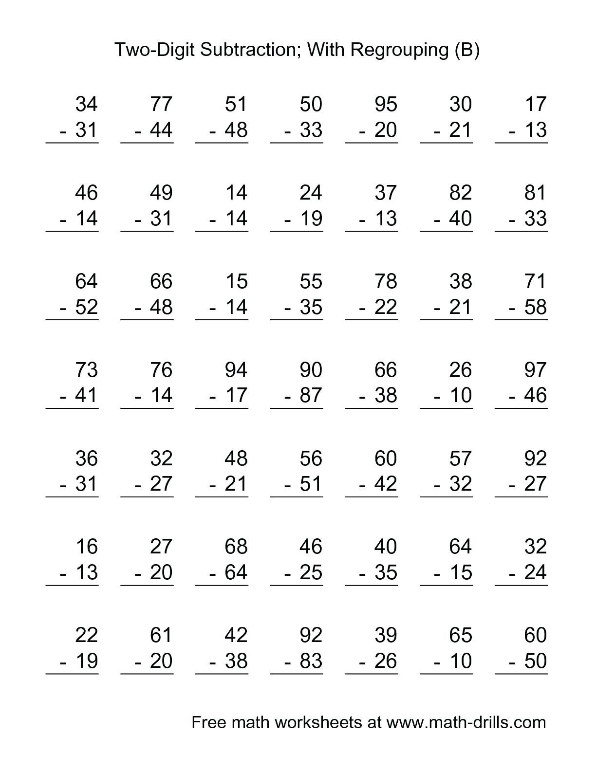 Function Tables Worksheet