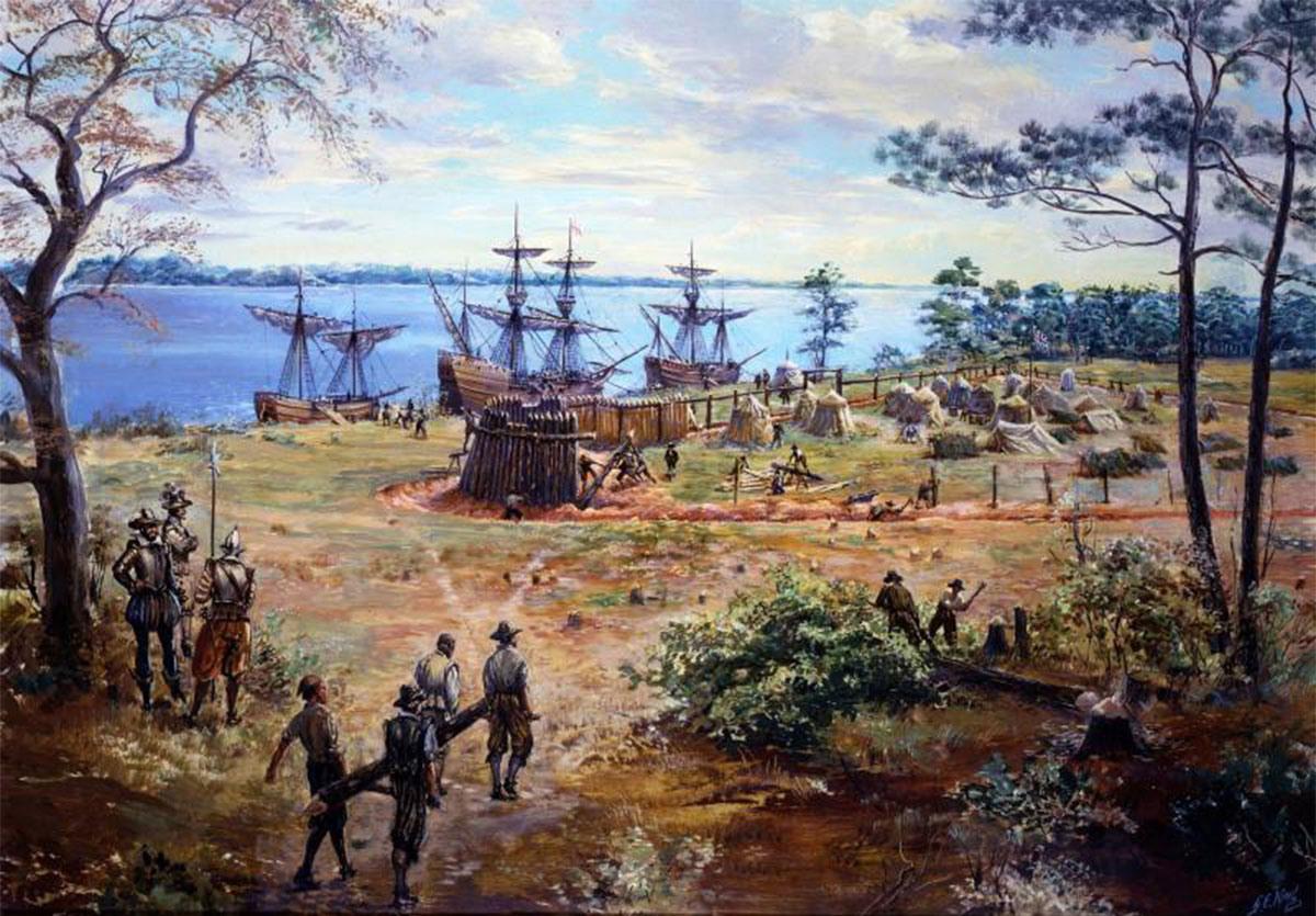 Life In Colonial America Worksheet