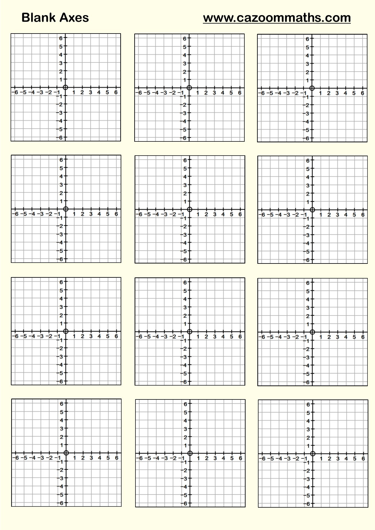 Transformations Worksheets Geometry Cazoom Maths