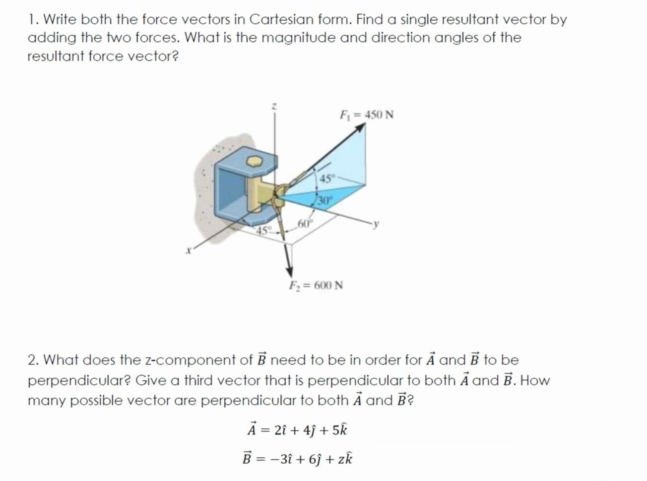 Two Dimensional Motion And Vectors Worksheet Answers