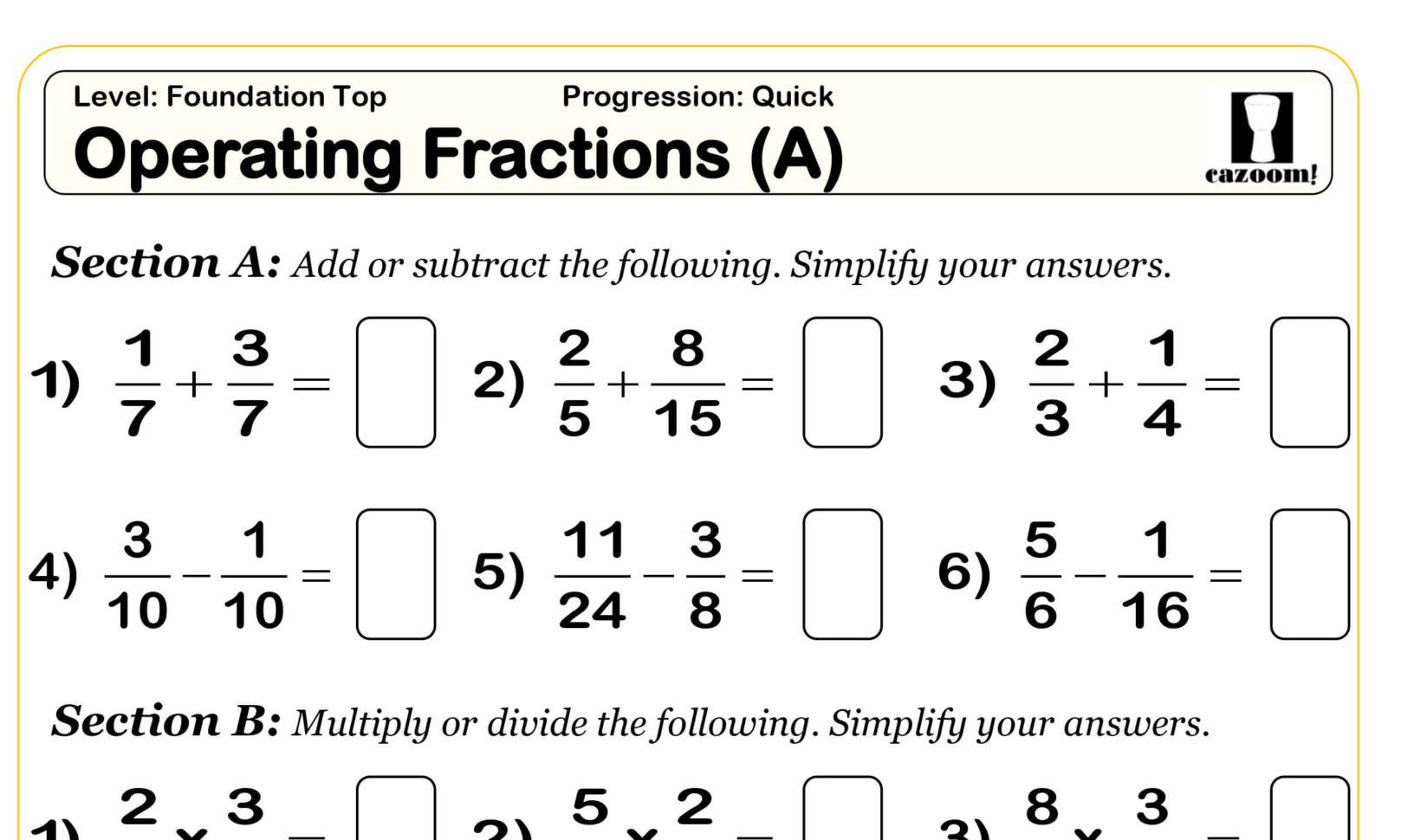 Year 8 Maths Worksheets Cazoom Maths Worksheets