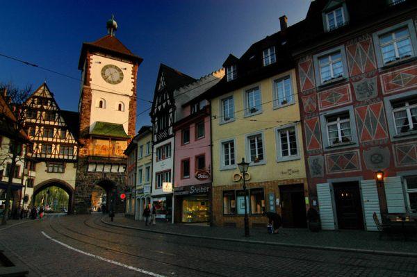 Calle Schwabentor