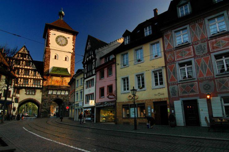 Schwabentor (Puerta de los Suabos) | Turismo de Friburgo