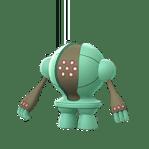 Shiny Registeel Pokémon GO