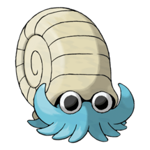 Pokemon GO Omanyte