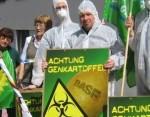 Grünenprotest bei Agrarministerkonferenz