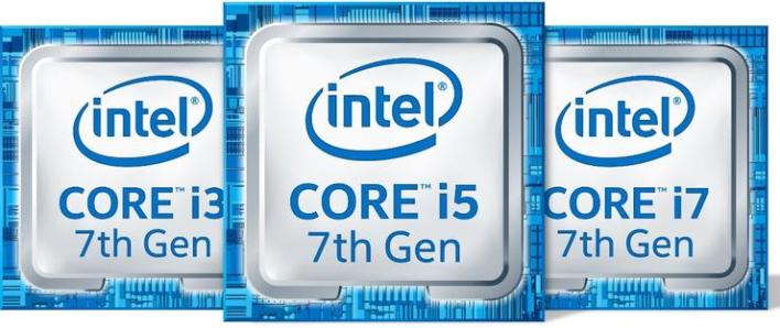 Intel is phasing in 7th Generation Core i processors.