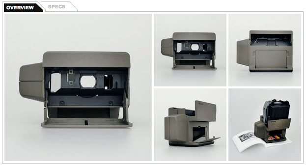 IMPOSSIBLE   accessories  Image Spectra CloseUp Stand