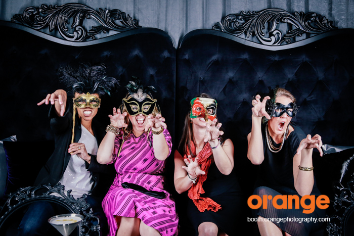hartmann studios client appreciation event photo booth