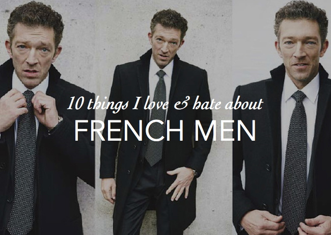 Dating a french man
