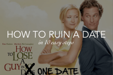 DBAG DATING HOW TO LOSE A GUY