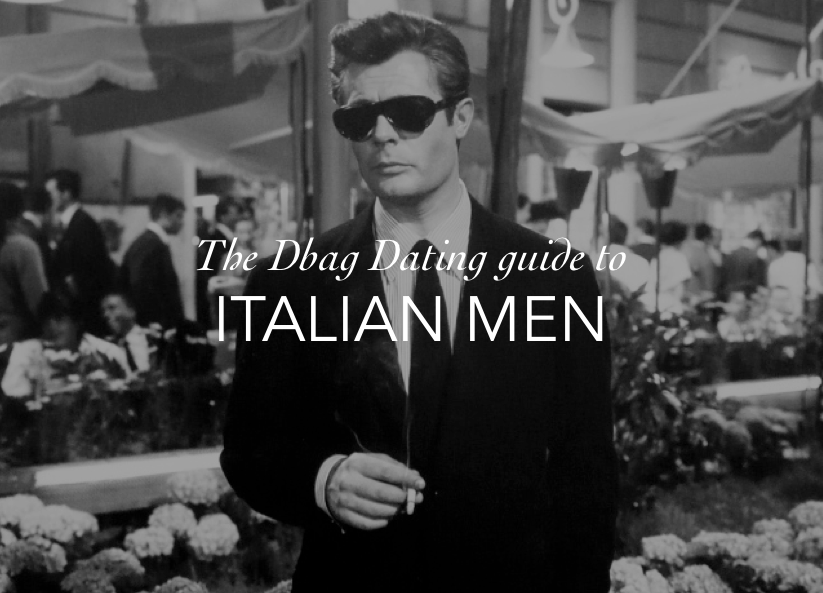 dating italian men