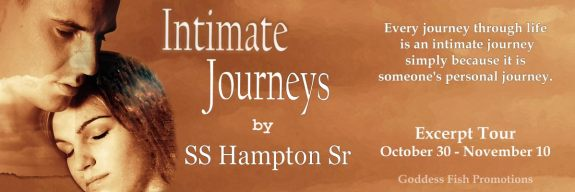 Intimate Journey tour banner