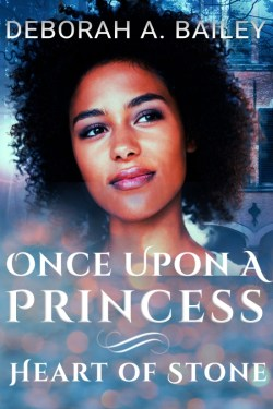 Once Upon a Princess: Heart of Stone Book Cover